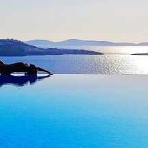 Infinity Pool at our Resort
