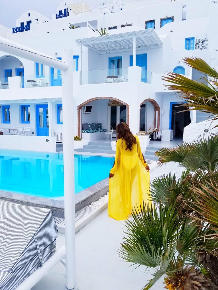 Honeymoonin' in Greece